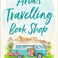 Aria's Travelling Book Shop by Rebecca Raisin #bookreview